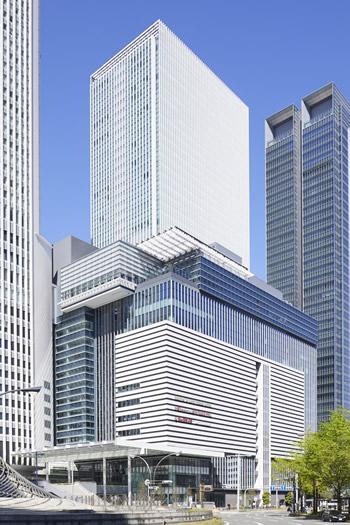 タワー 駐 車場 ゲート 名古屋 駐
