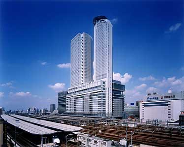 JRセントラルタワーズ : 名古屋...